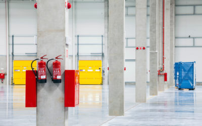 4 Places to Keep a Fire Extinguisher