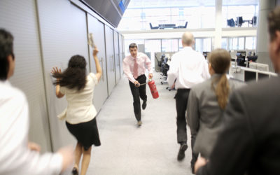 How to Use a Fire Extinguisher in the Workplace